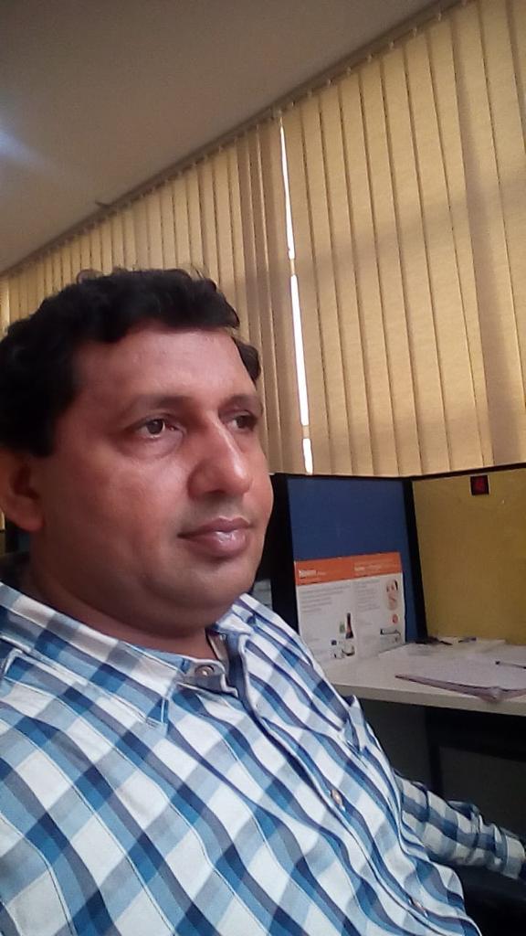 Dr. Aashubh Rastogi