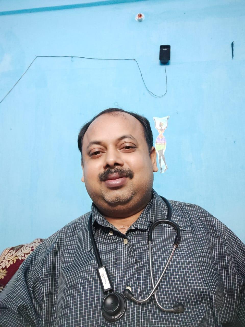 Dr. Abir Pramanik