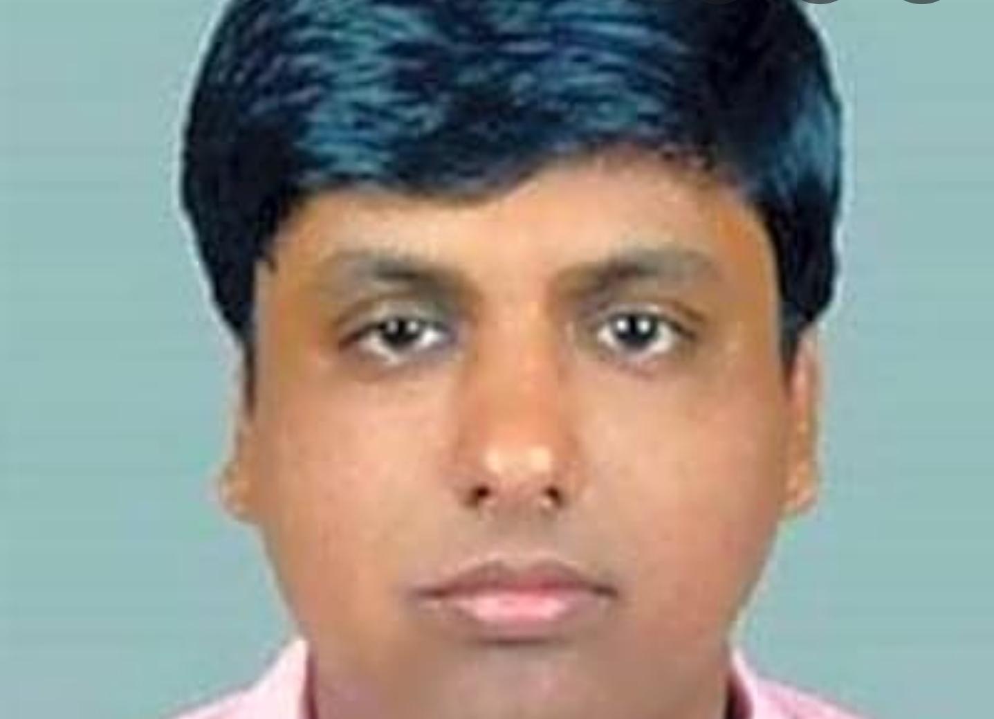 Dr. Akash Bhojgaria