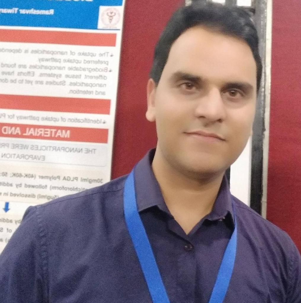 Dr. Rameshvar Tiwary