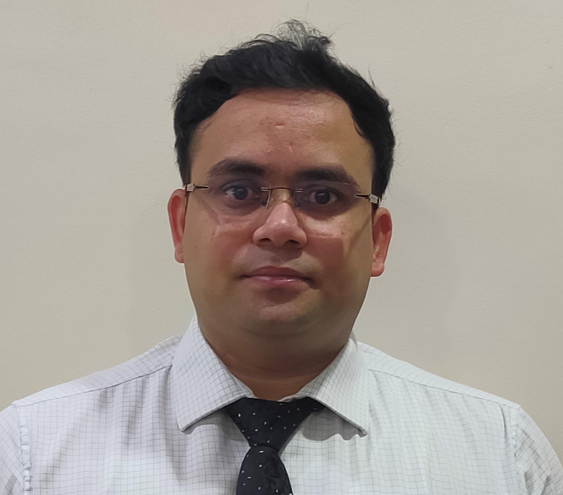 Dr. Vinod Dubey