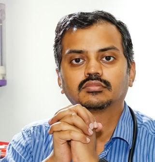 Dr. Rajas Deshpande