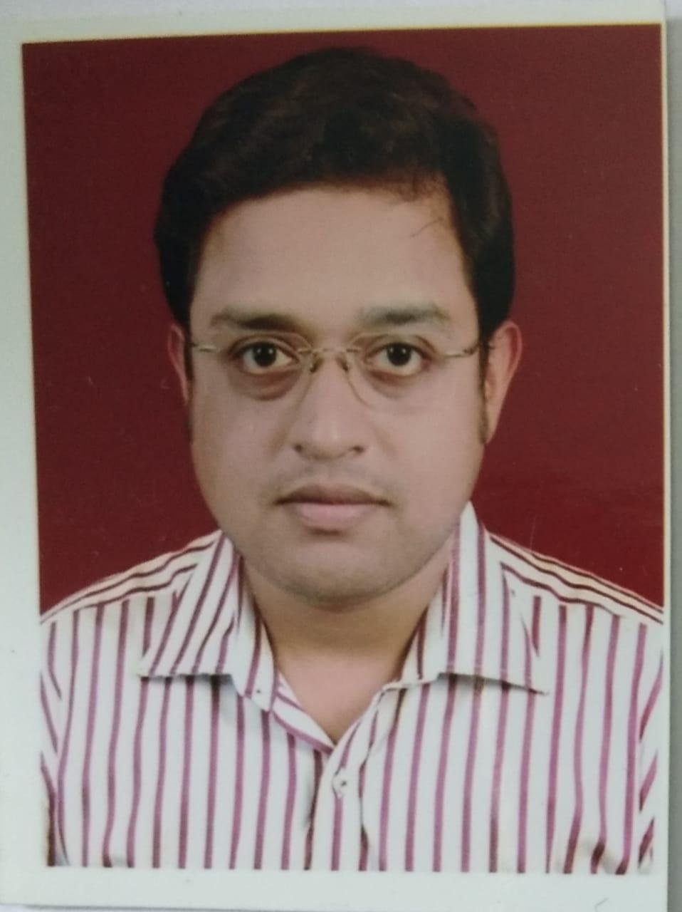 Dr. Yogesh Chhetty
