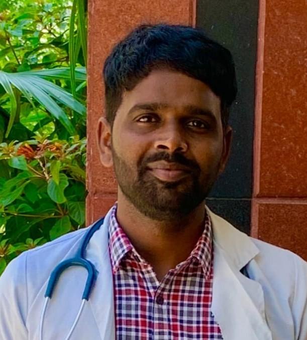 Dr. Chagalakondu Guruvijay
