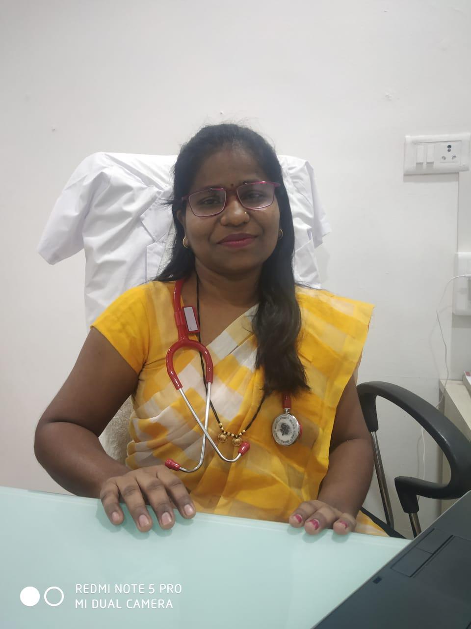 Dr. Gayatri Depe