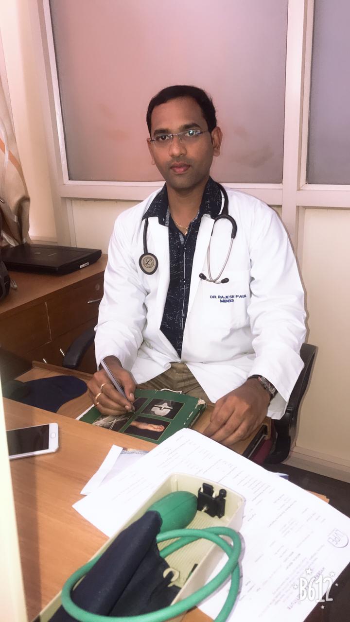 Dr. Ponukumati Rajesh