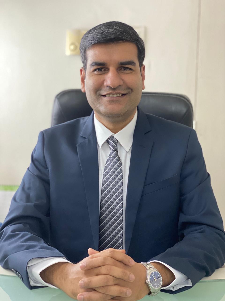 Dr. Vishal Chaudhari