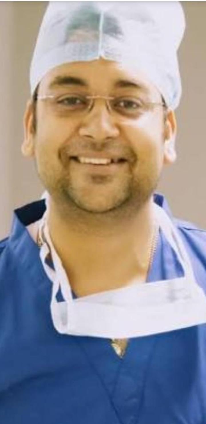 Dr. Prashant Kothari