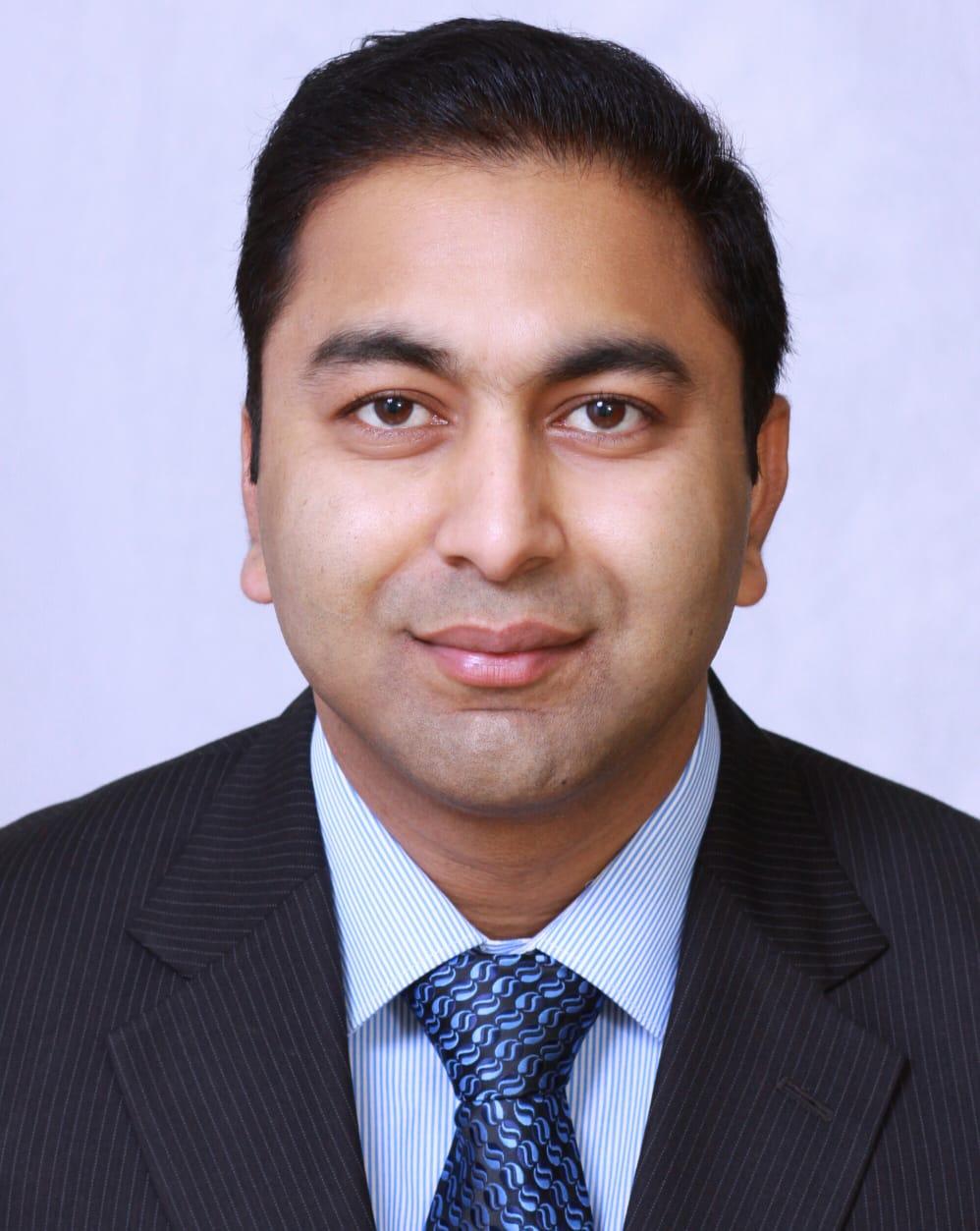 Dr. Arendra Kumar Patel