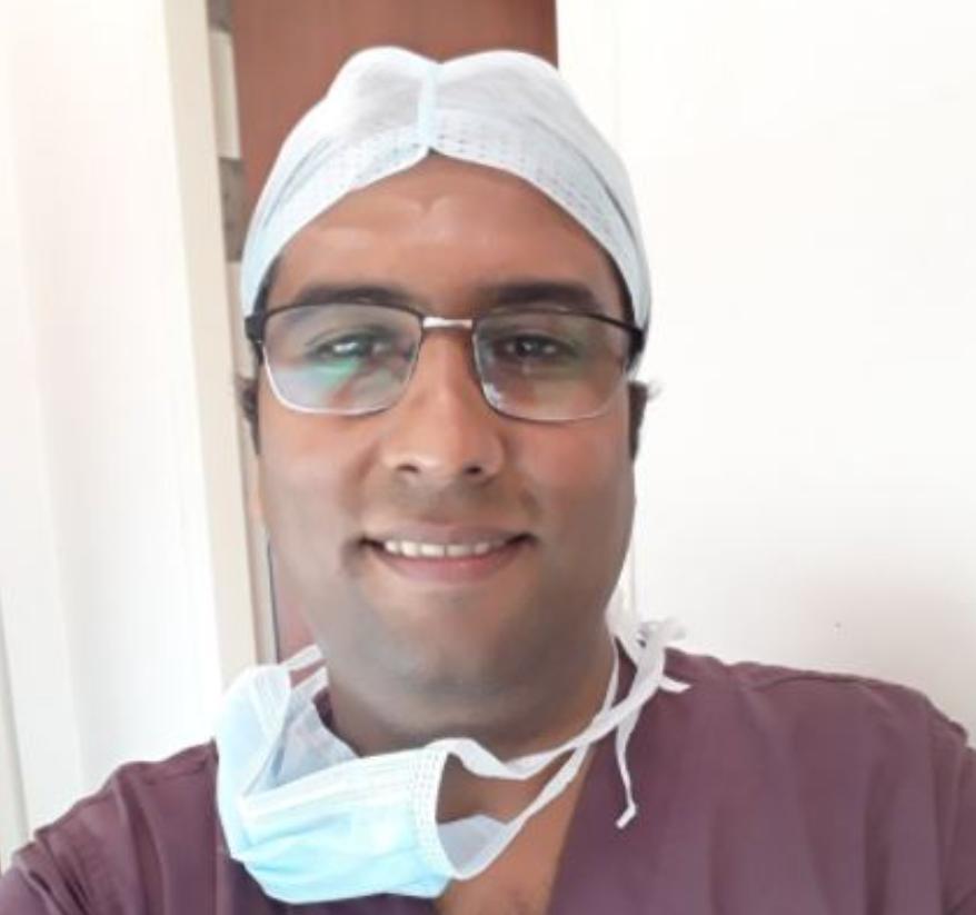 Dr. Farendra Bhardwaj