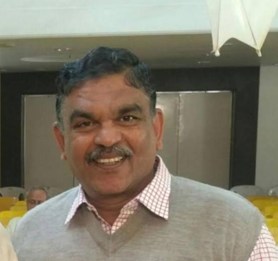 Dr. Jayant Prabhakar Joshi
