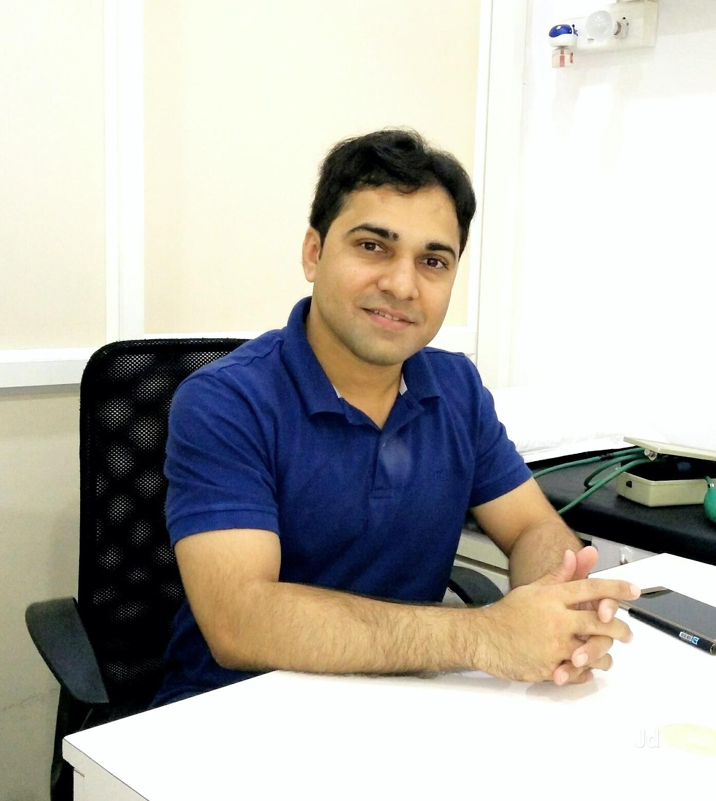 Dr. Nachiket Mahindrakar