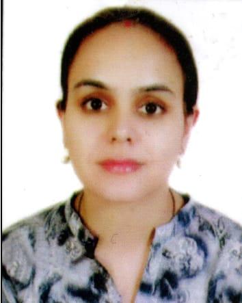 Dr. Palak Deshmukh