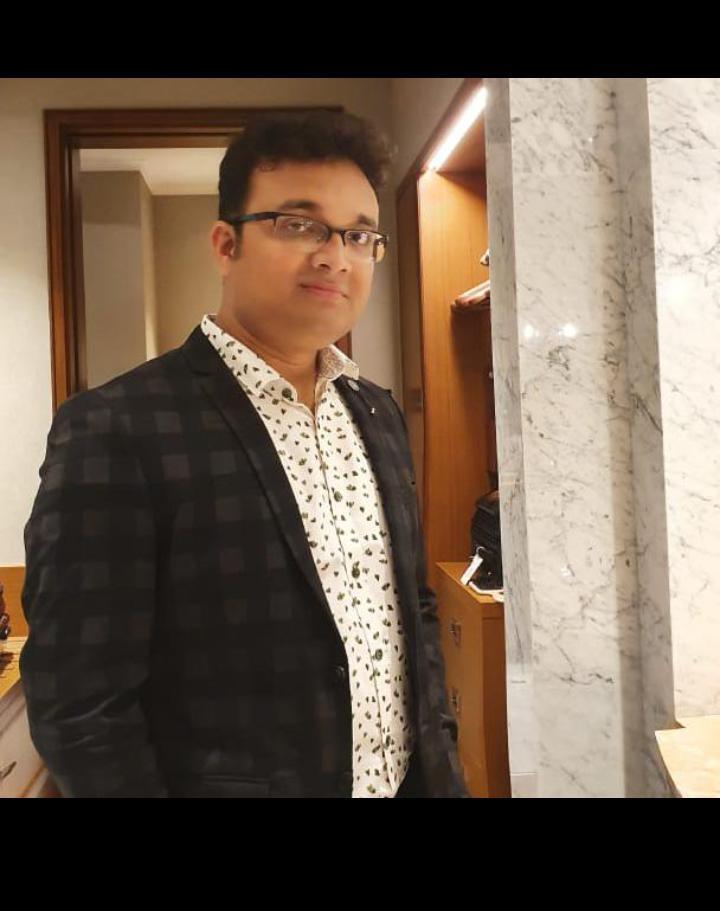 Dr. Manaranjan Jena