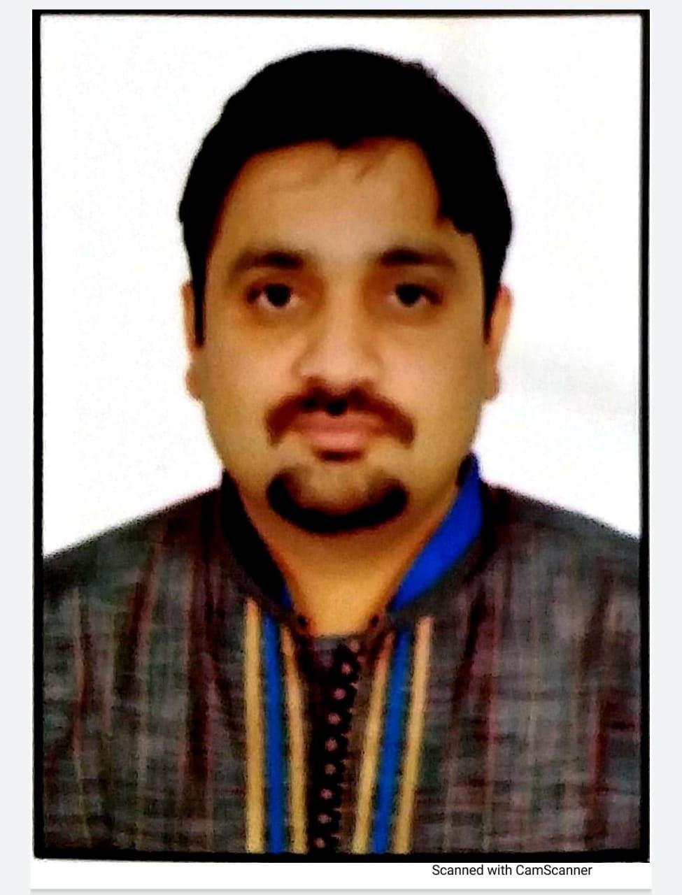 Dr. Kapil Deshmukh