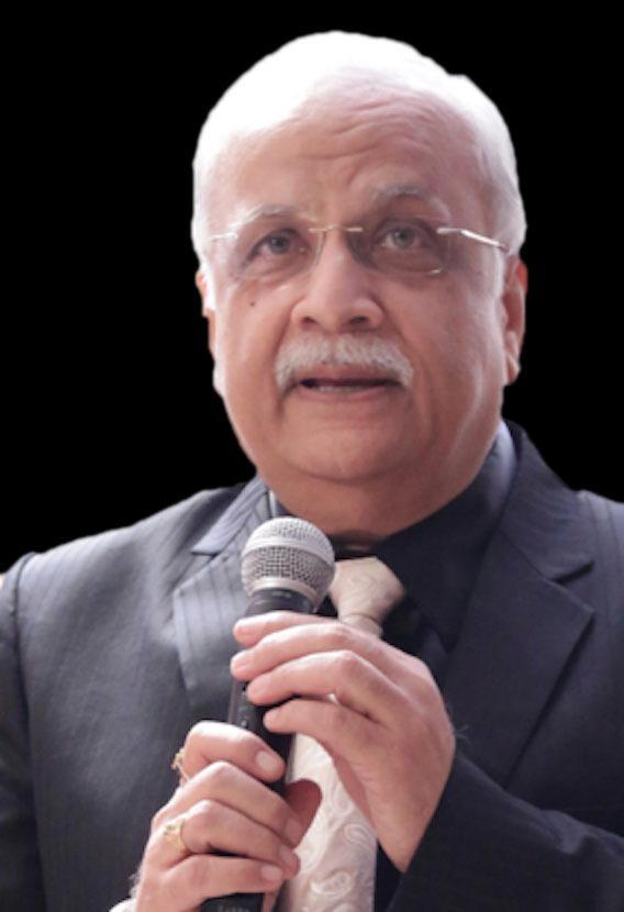 Dr. Chandra Asrani