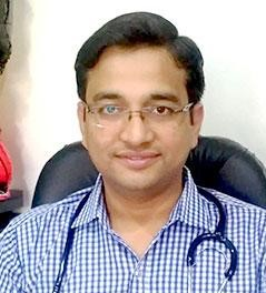 Dr. Amol Subhash  Bhor
