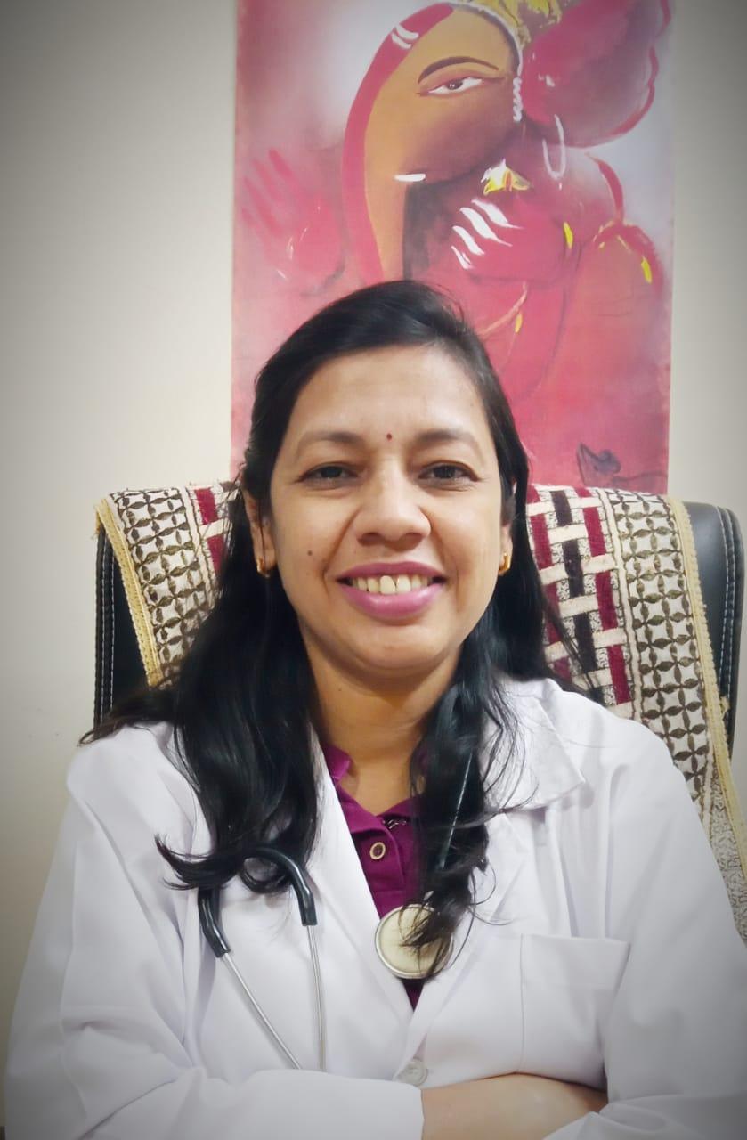 Dr. Priti Dorle