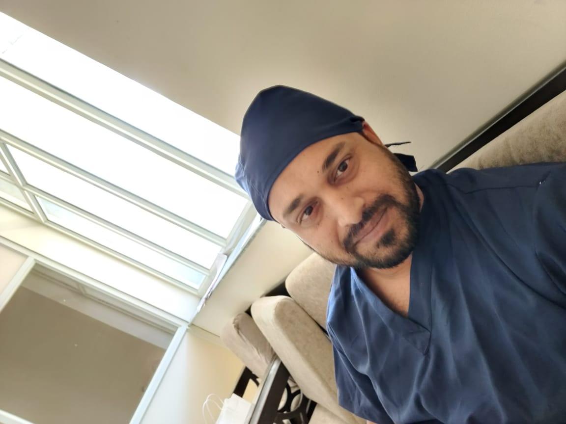 Dr. Yogesh Padol