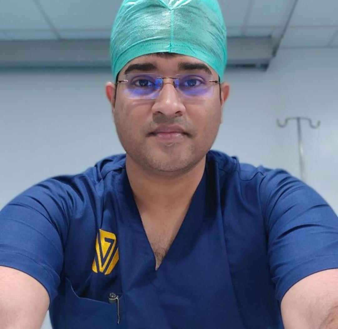 Dr. Wagh Vikram Rangrao