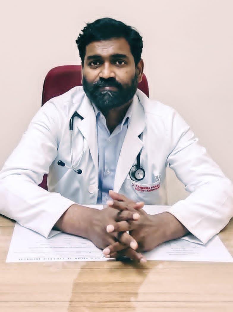 Dr. Rajendra Prasad Saligommula