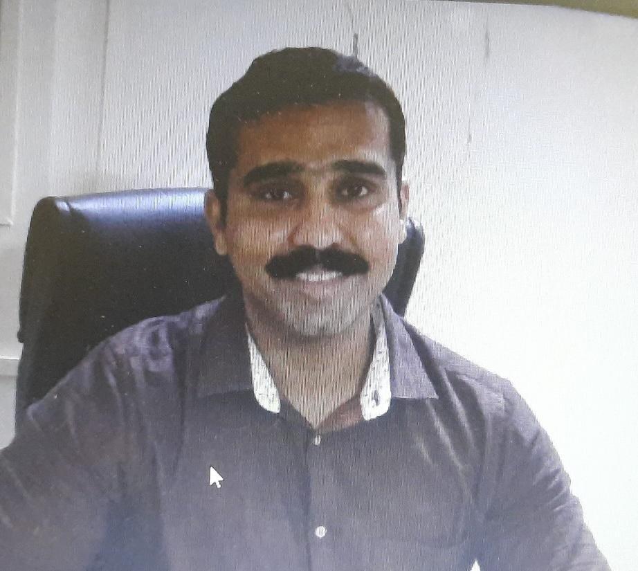 Dr. Ajay Sonavale