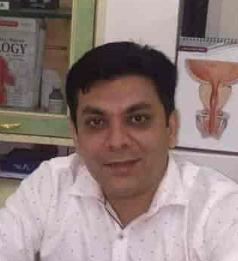 Dr. Hiralal Chaudhari