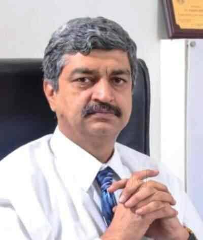 Dr. Rajesh Shrotri