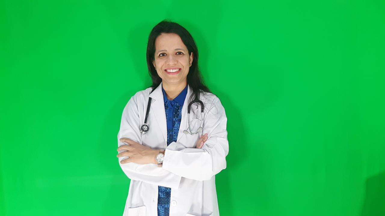 Dr. Rashmi Naudiyal