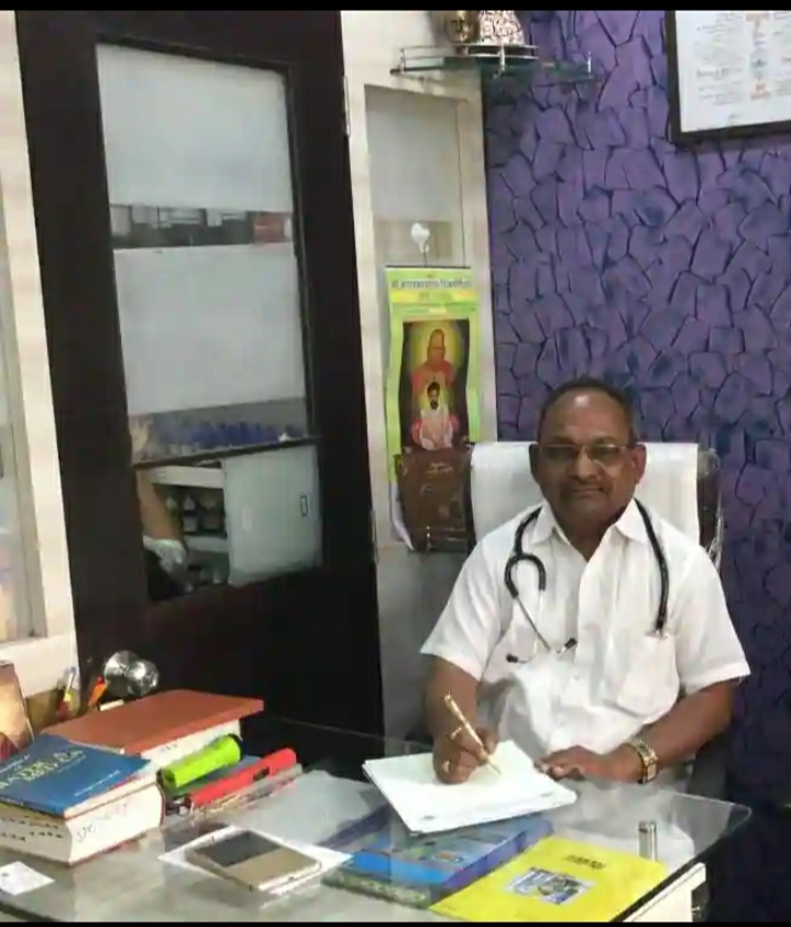 Dr. Arvind D Mahajan